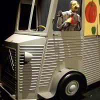 Le camion fantôme La presse dans le camion