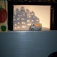 Le camion fantôme ombres