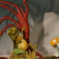 Perline La grenouille