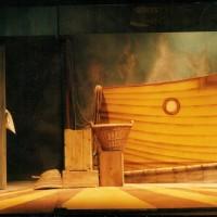 La découverte du Pequod Moby Dick Marionnettes Morisse et compagnie