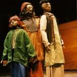 L'indien du Pequod Moby Dick Marionnettes Morisse et compagnie