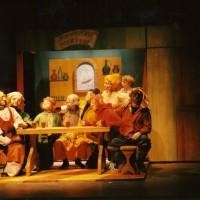 La taverne Moby Dick Marionnettes Morisse et compagnie