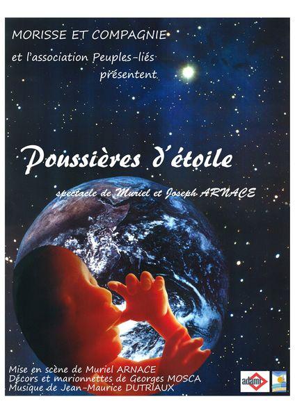 Affiche Poussières d'étoile