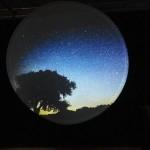 Poussières d'étoiles ciel étoilé