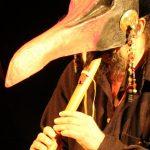 l'aigle et la flûte